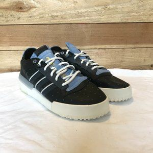 Adidas Rivalry RM Low Core Black Carbon